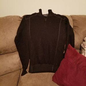 Carbon mens sweater